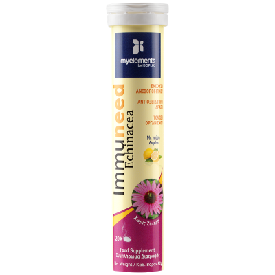 Immuneed with Echinacea with Lemon flavor