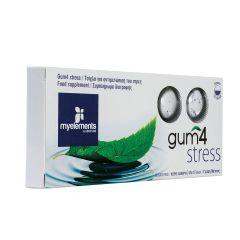 Gum4 Stress με γεύση Μέντα