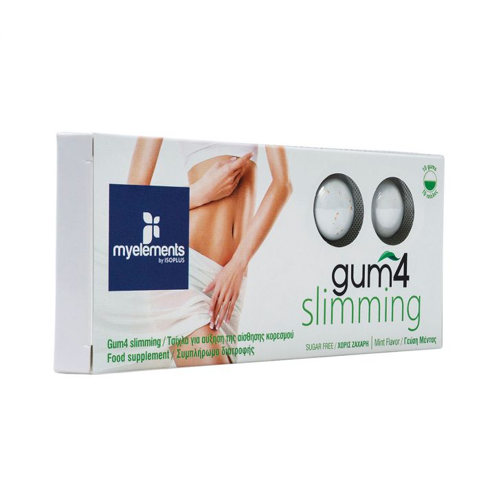 Gum4 Slimming με γεύση Μέντα