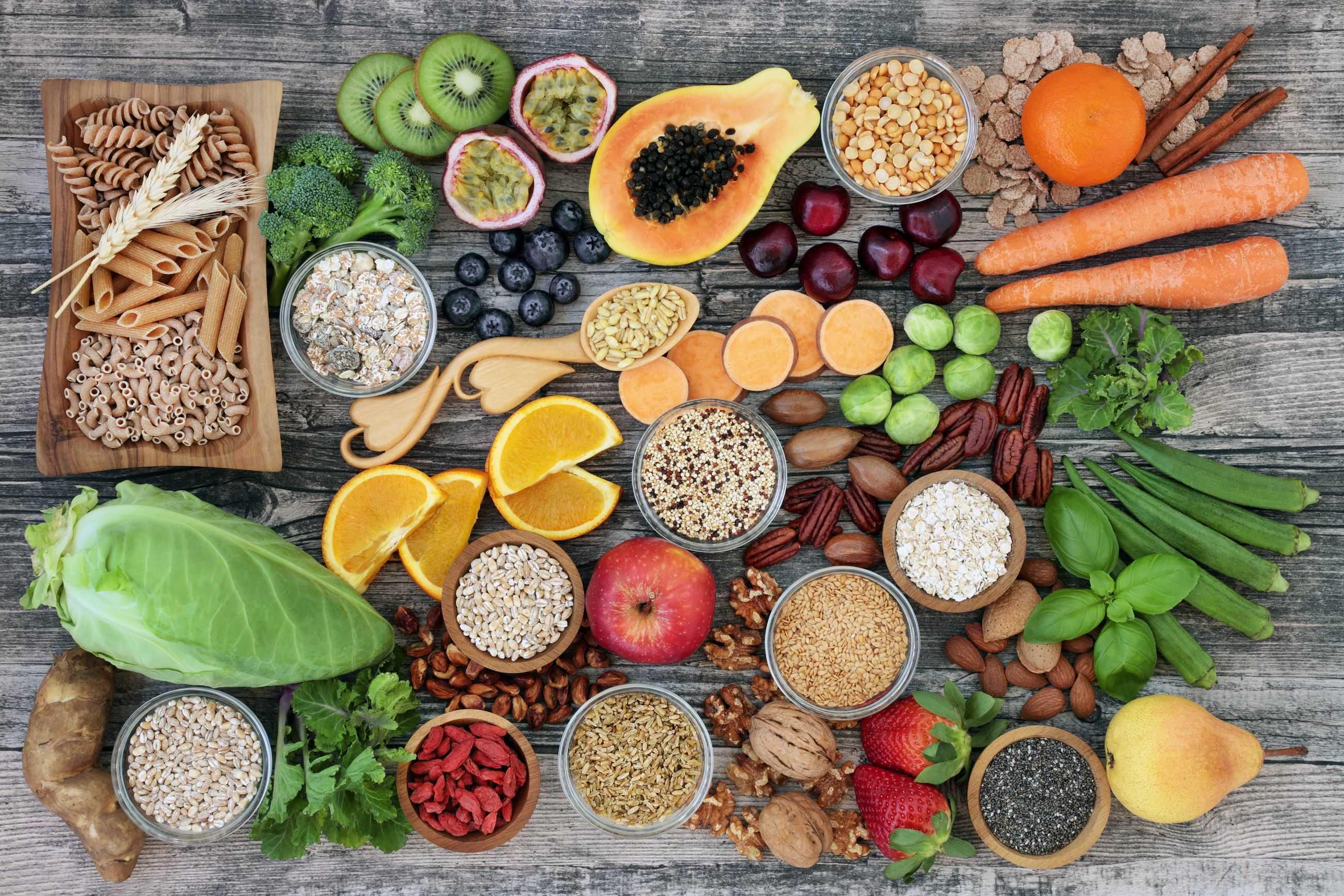 Πόσο πλούσια σε θρεπτικά συστατικά είναι η τροφή μας;