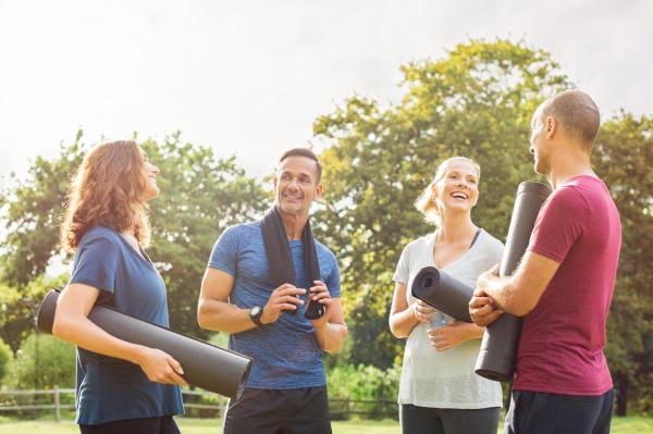 Σωματική άσκηση vs Στρες: Η «φυσική» λύση ενάντια στο στρες